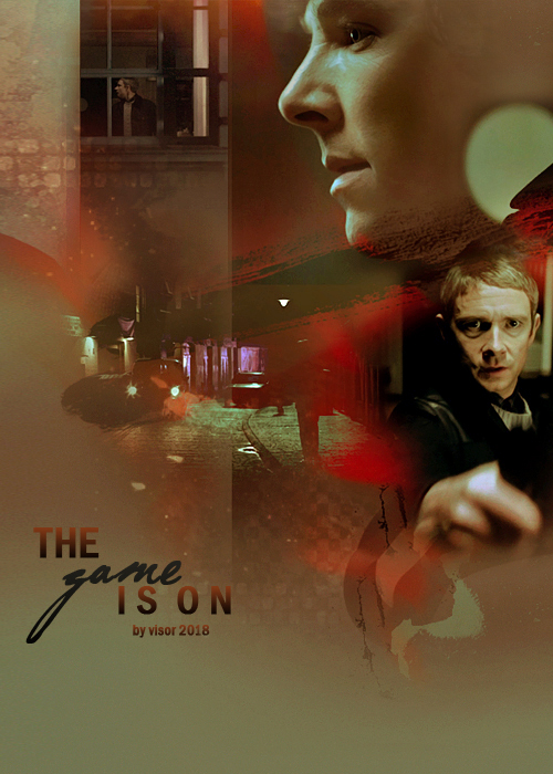 Sherlock - the game is on