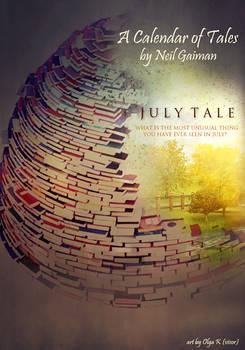 Neil Gaiman - A calendar of tales (July)