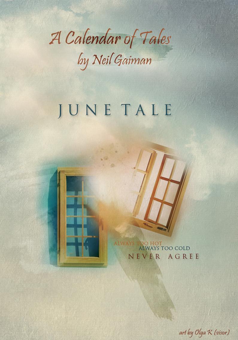 Neil Gaiman - A calendar of tales (June)