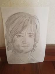 Drawwing Hugh Jackman
