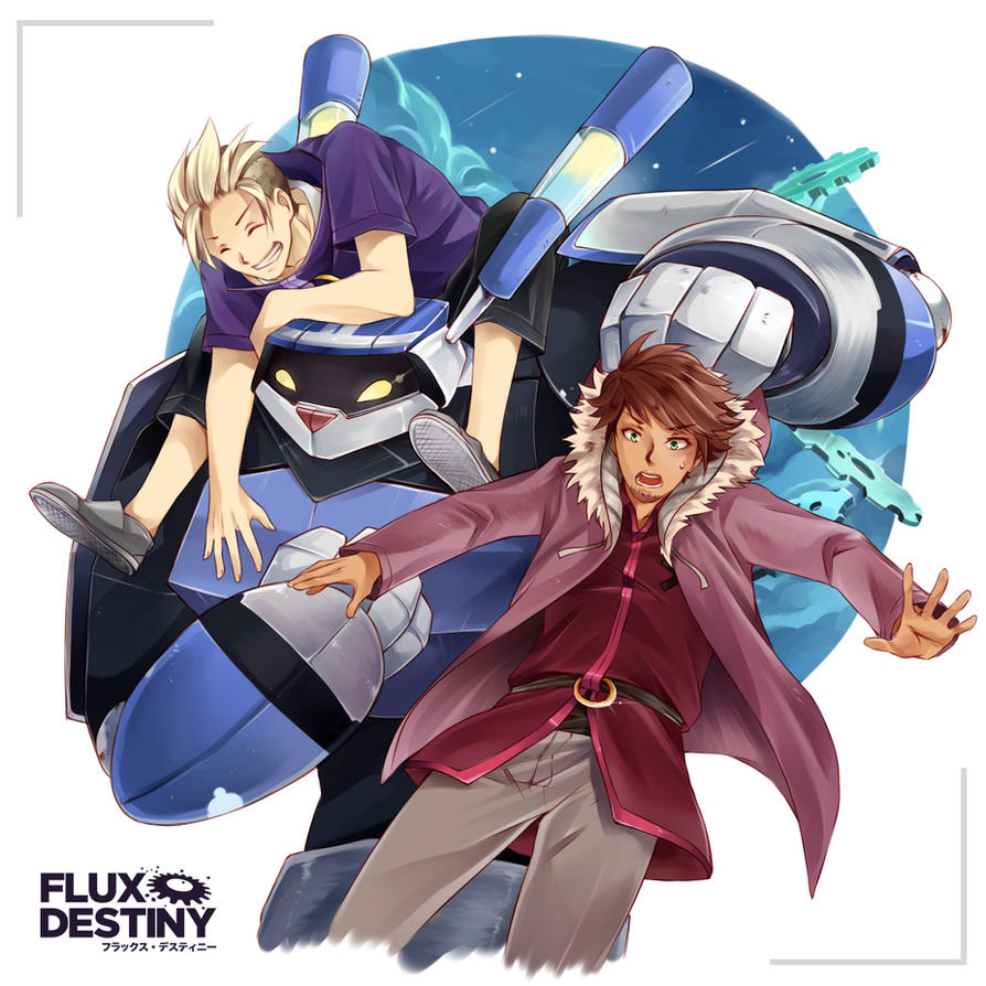 Flux Destiny - Night Run by Herohelix
