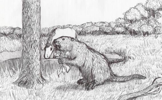 Day 9: Favourite prehistoric miscellaneous mammal
