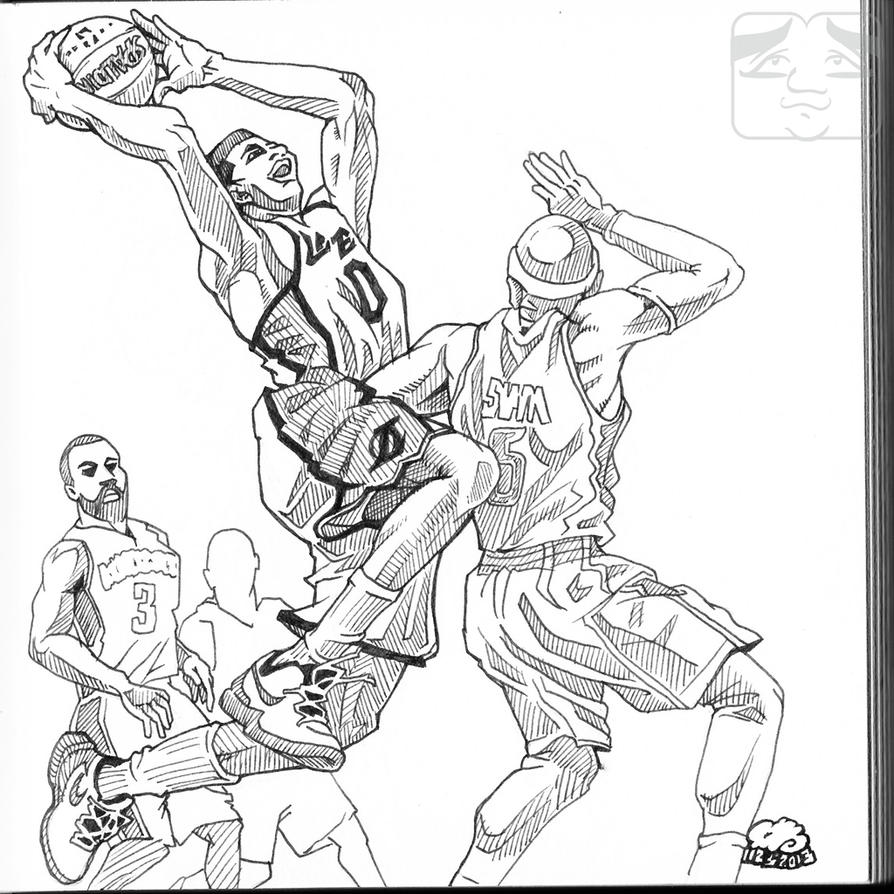 basketball coloring pages lakers tickets - photo#25