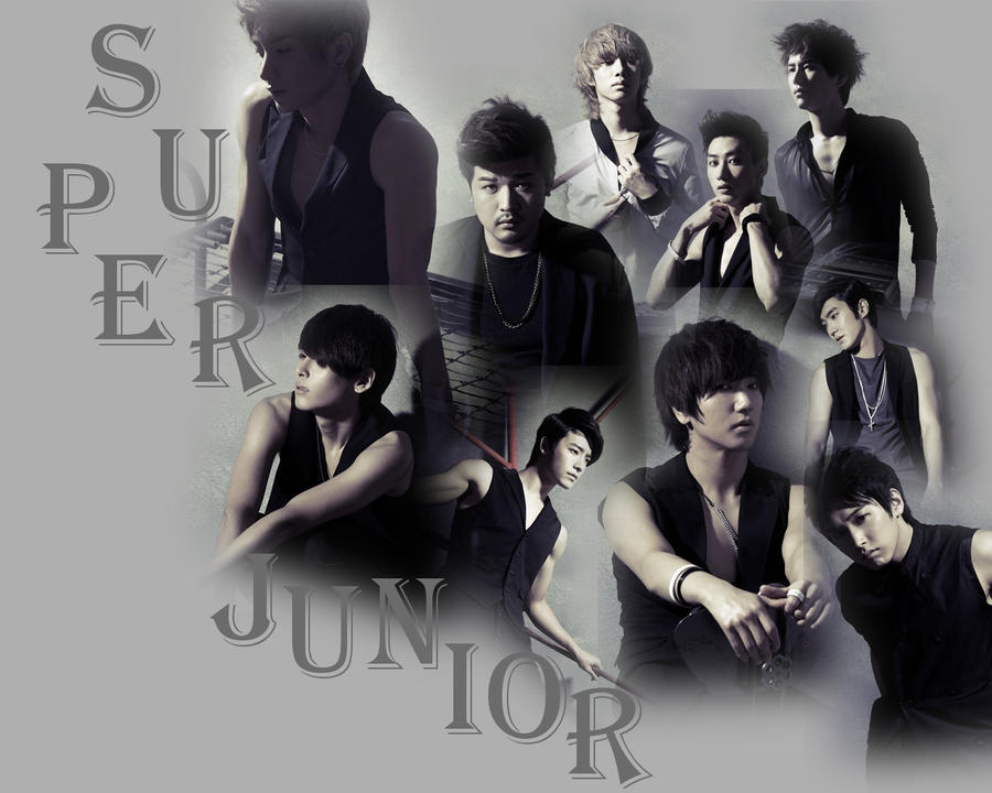 Super Junior Wallpaper 2 by Kittysart91 on DeviantArt