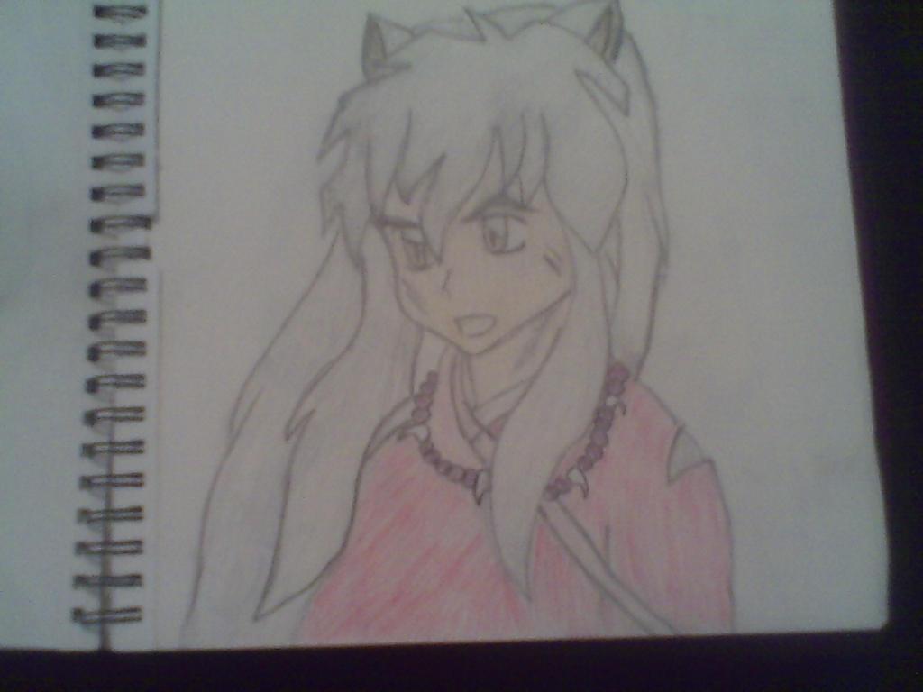 Inuyasha by hatchetthefox