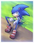 Fanart - Sonic