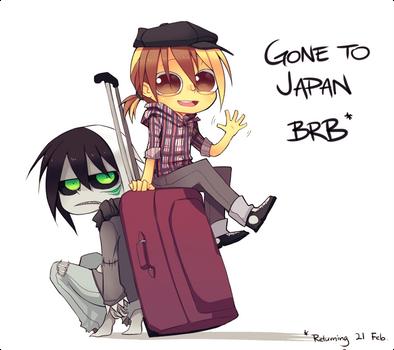 Japan brb by Uberzers
