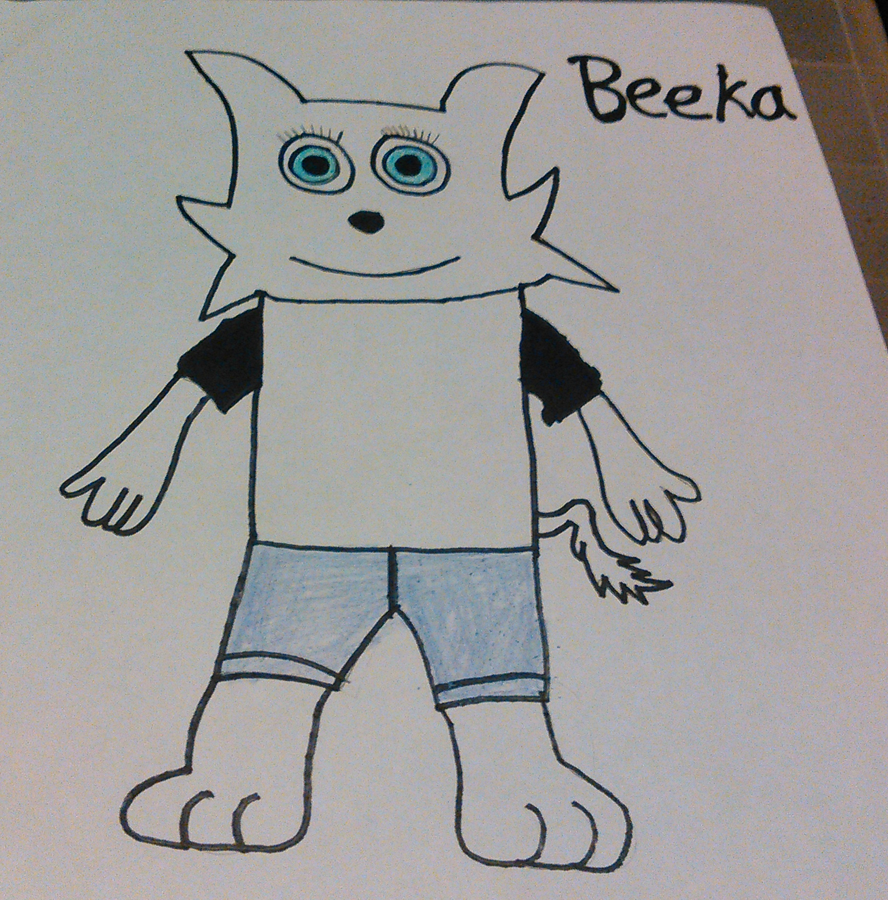 Beeka by TwistedDarkJustin