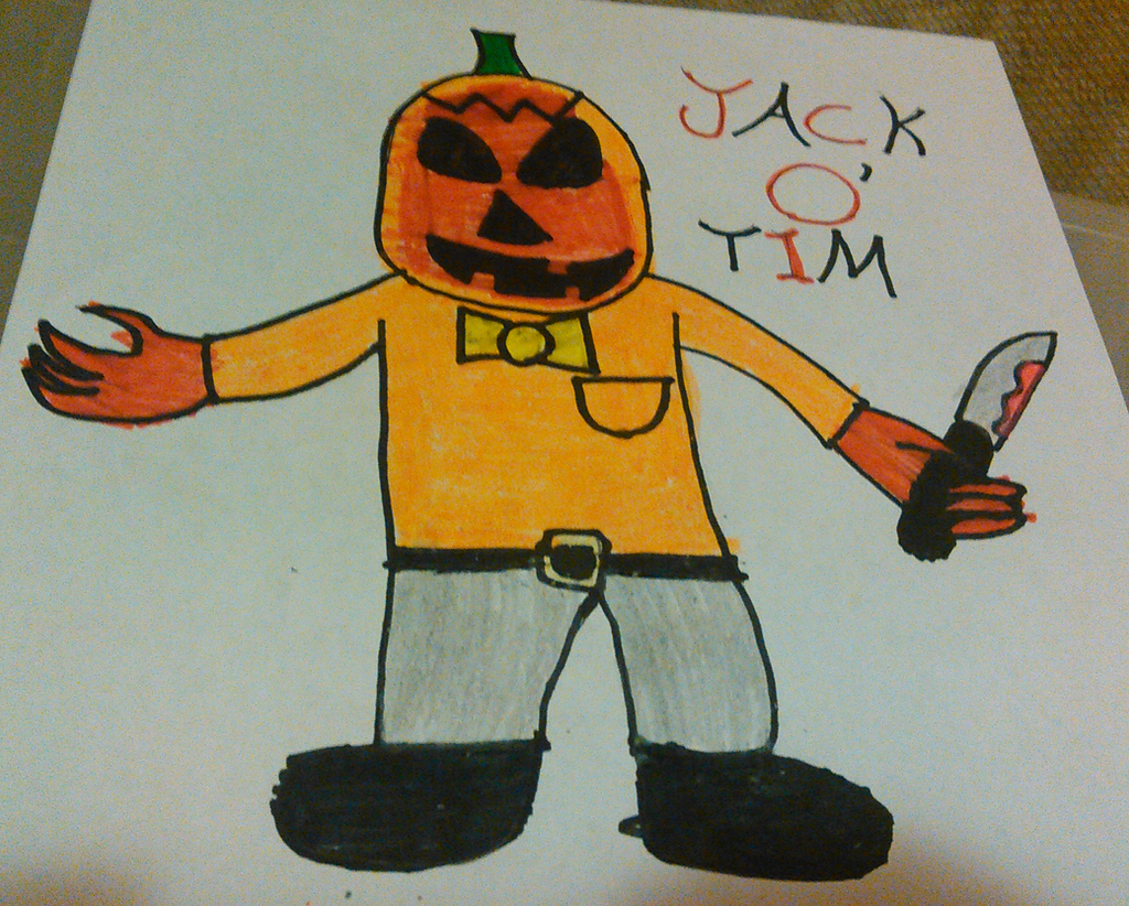 Jack O' Tim by TwistedDarkJustin