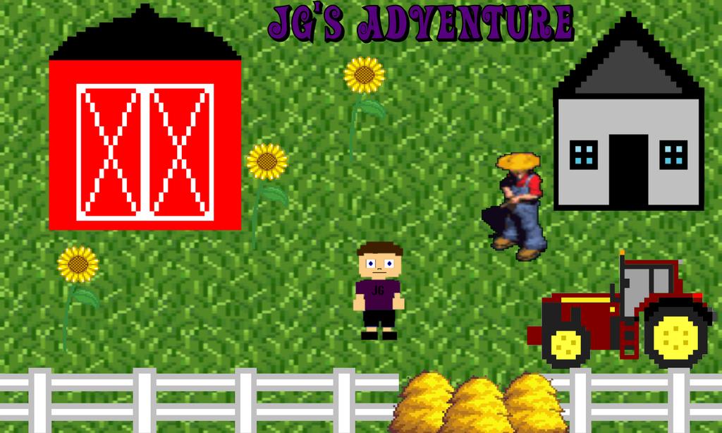 JG's Adventure Image 1 by TwistedDarkJustin
