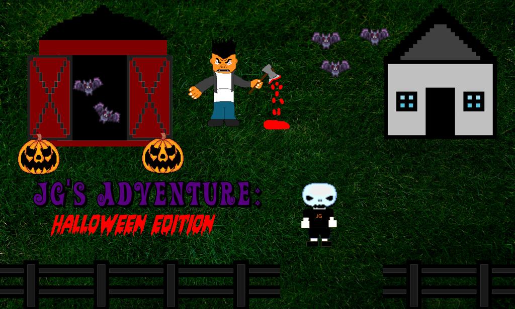 JG's Adventure: Halloween Edition Image by TwistedDarkJustin