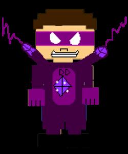 Diamond Dude by TwistedDarkJustin