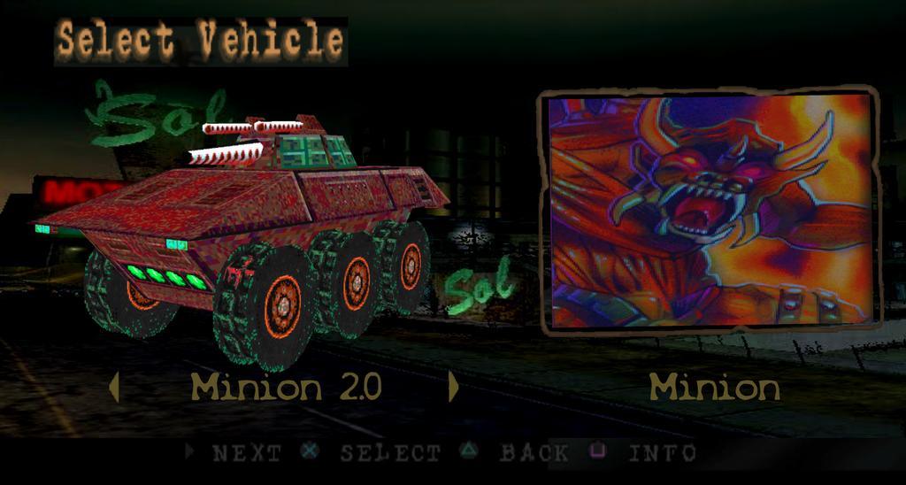 TM Lost/Harbor City - Minion 2.0 by TwistedDarkJustin