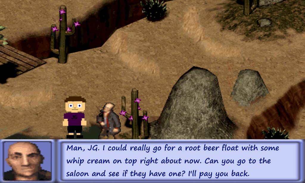 JG's Adventure Image 4 by TwistedDarkJustin