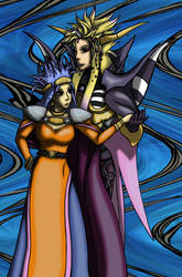 Dissidia Crossover - Dominion by insane-little-angel