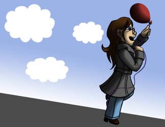 Balloon by insane-little-angel