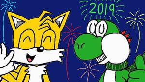 Happy New Years! (2019)