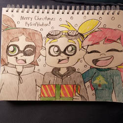 PyGir's Inkling and Kat Holiday Gift Drawing