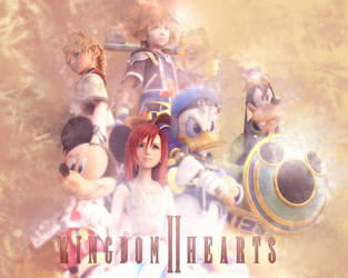 Kingdom Hearts II is the best by n-a-r-o-k