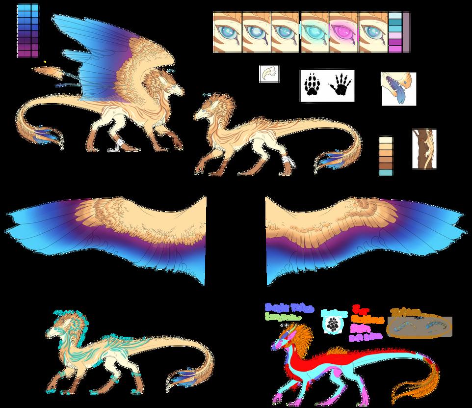 Navali Dragon Sheet by Cara-Caro