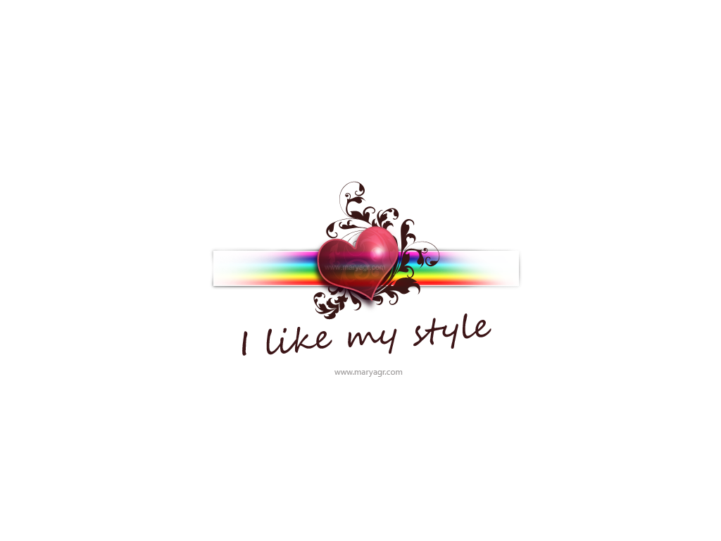 I like my style by haiderm3