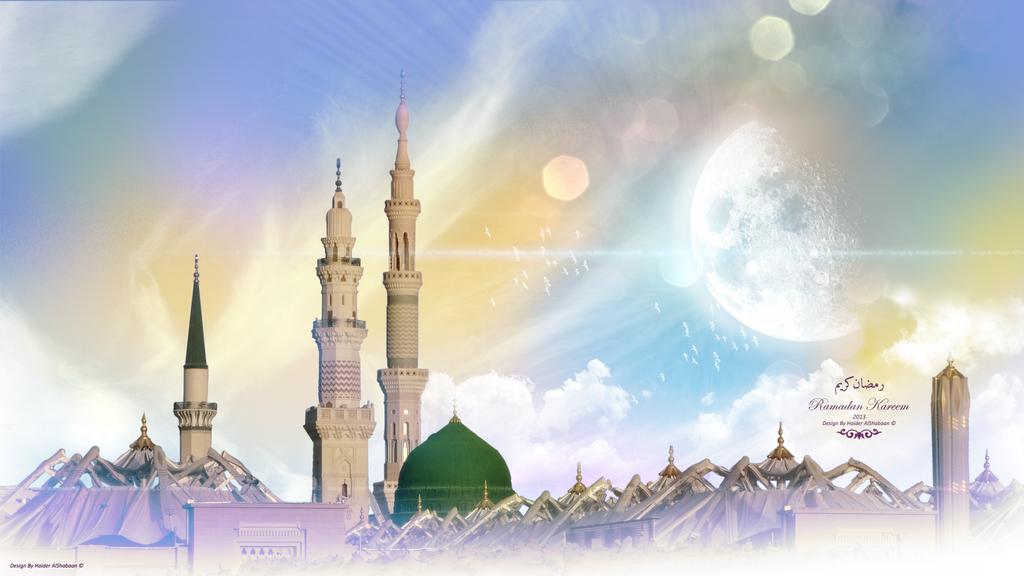 ramadan kareem 2013 by haiderm3 on deviantart