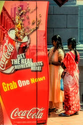 Get the real refreshments here ... by EyeDance