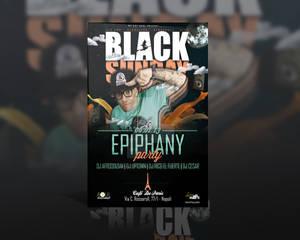 Black Sunday - Epiphany Party