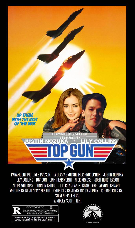 Top Gun Remake Poster by BlueWolfRanger95 on DeviantArt