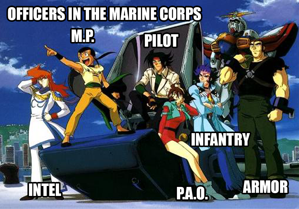G gundam officers in the marines meme by for Domon kasshu quotes
