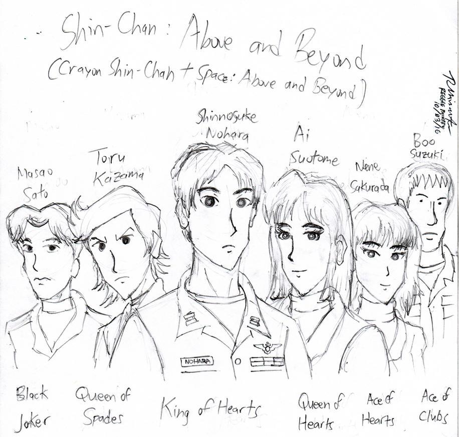 Shin-Chan: Above And Beyond