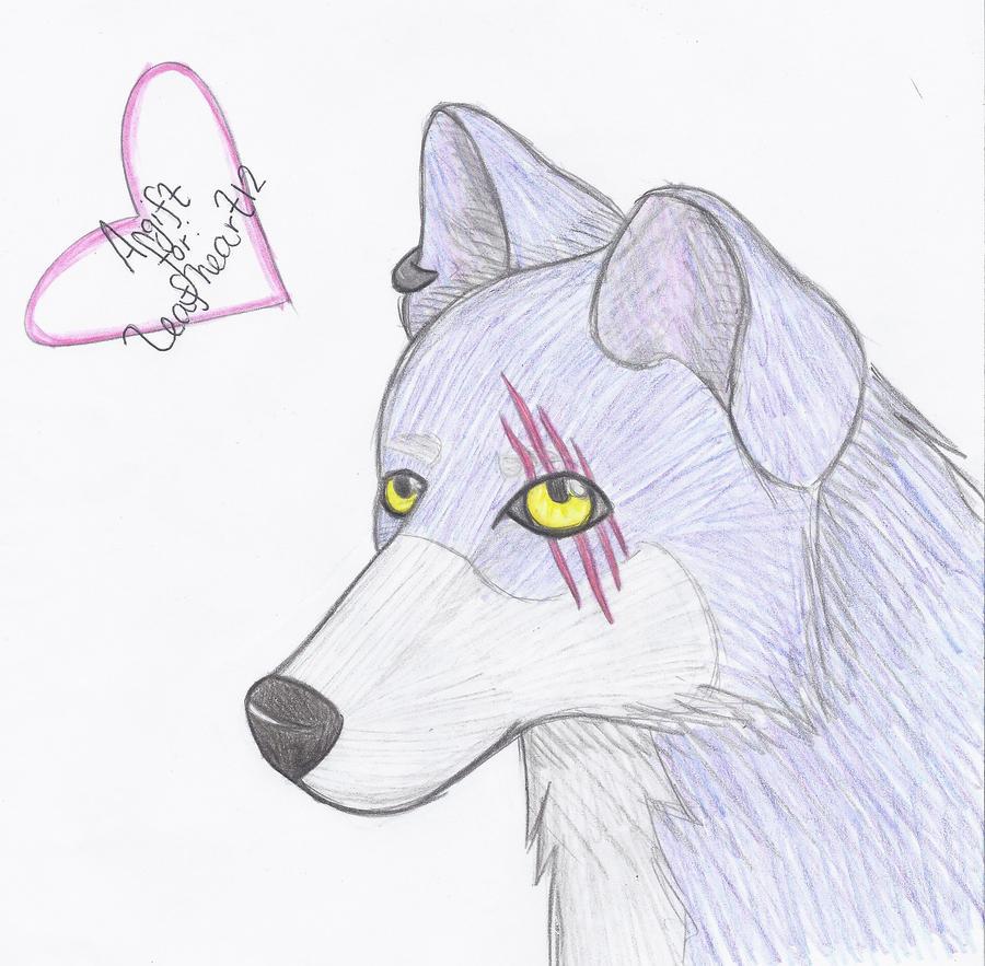 A Wolf Without a Wolf Pack by xXxSnuffleBunnyxXx