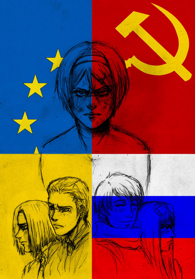 Ukraine 2014 by Myuricon