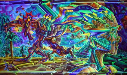 B-Atrix by Punkadelik-Art