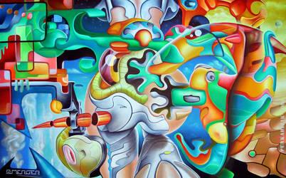 Yes But by Punkadelik-Art