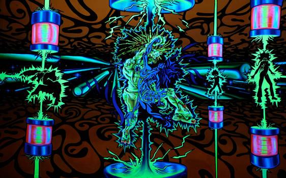 NeuroTronic Pinball Dancers