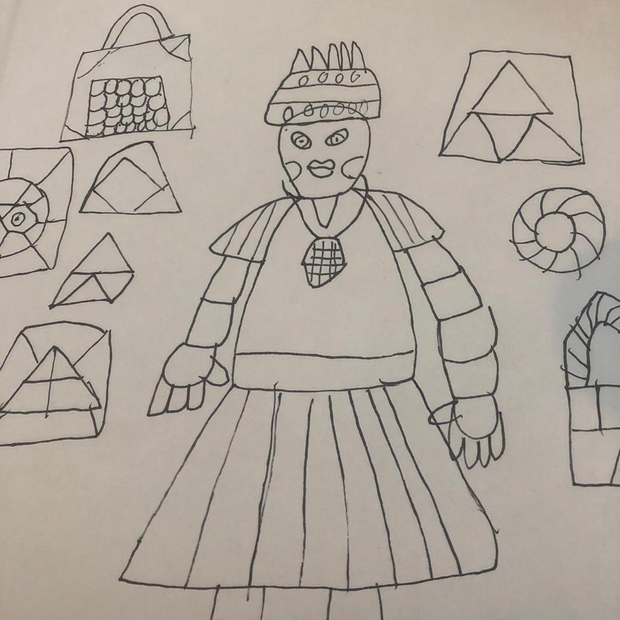 Queenie doodle  by Jack-Rogerg