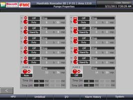 P55 HPU Interface