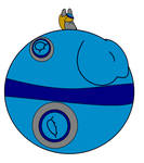 Spheralupe (Inflated)
