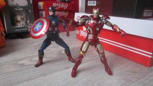 Two Avengers