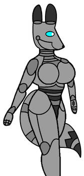 The Chrome Giant Vixen