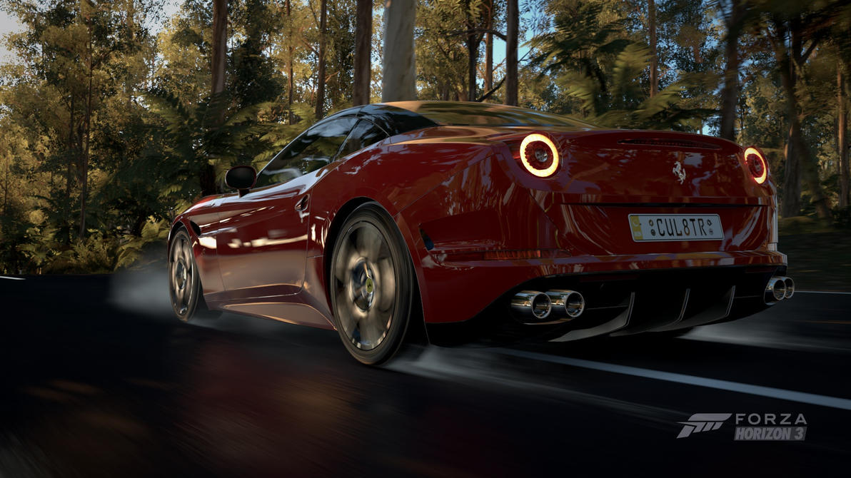 Forza Horizon 3: Ferrari California T by Crosswire17 on ...