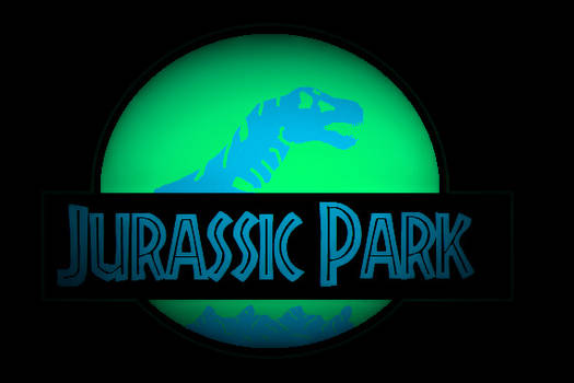 Jurassic Park Logo (Based In the novel)