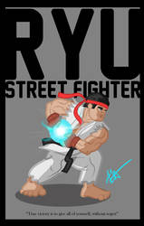 Ryu by Littl-Big-Kahuna