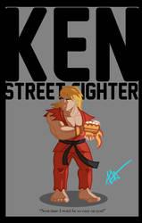 Ken Masters by Littl-Big-Kahuna
