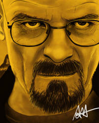 Walter White/Heisenberg by Littl-Big-Kahuna