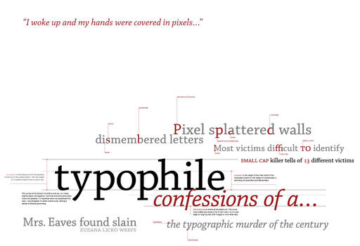 Confessions of a Typophile