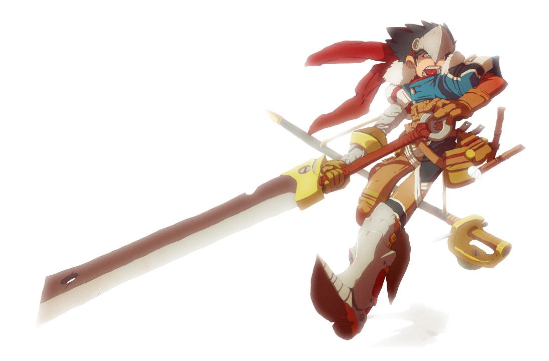Warrior like guy by DawidFrederik