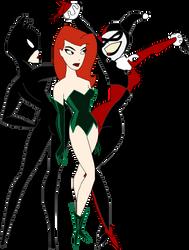 Gotham Girls by Kim-Possible333