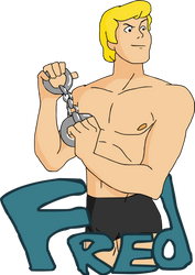 Sexy Fred by Kim-Possible333